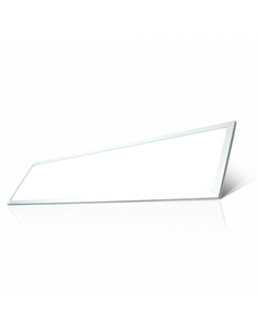 SKU-6026 45W Pannello LED 1200 x 300 mm Bianco naturale 4500K Incl Driver - 6026 - SKU-6026