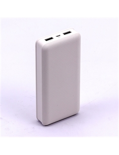 SKU-8189 Power Bank 20K Colore Bianco - 8189 - SKU-8189