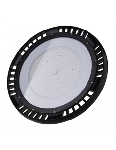 SKU-581 Lampada Industriale LED Ufo Shape 200W SMD 120° Dimmerabile High Bay Chip Samsung 6400K - 581 - SKU-581